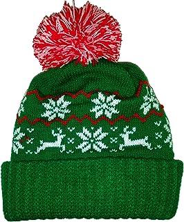 471e6cf0c934f7 Amazon.com: Holiday & Seasonal - Hats & Caps / Accessories: Clothing ...