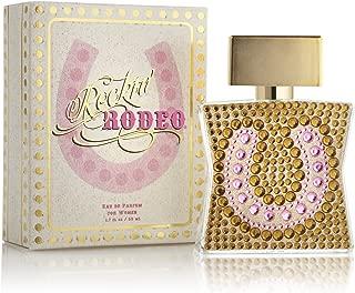 Rockin' Rodeo Perfume Spray - Fruity Daytime Fragrance for Women - Seductive, Flirtatious, Feminine Scent - Jasmine, Rose, Amber, Citrus, Musk - 1.7 oz