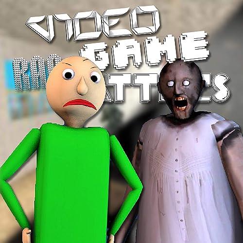 Baldi S Basics Vs Granny By Videogamerapbattles On Amazon Music