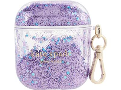 Kate Spade New York Glitter Airpod(r) Case for Tech Accessories (Multi) Cell Phone Case