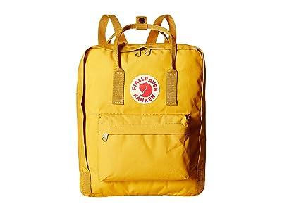 Fjallraven Kanken (Ochre) Backpack Bags