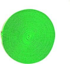 Rock N Rescue 100 ft - 1 in Nylon Tubular Webbing Neon Green