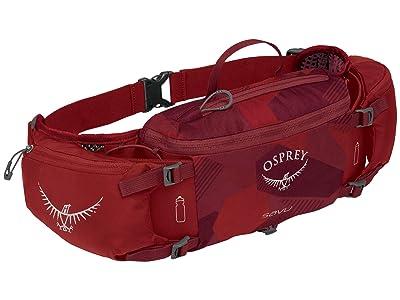 Osprey Savu (Molten Red) Travel Pouch