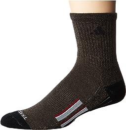 Climalite® X II 2-Pack Mid-Crew Socks