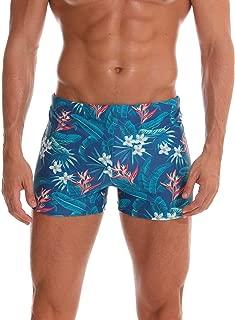 Men's Swim Trunks Shorts Athletic Swimwear Briefs Boardshorts
