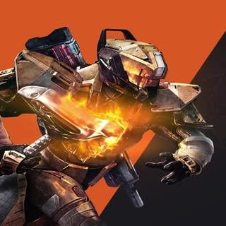 Destiny Titan Live Wallpaper