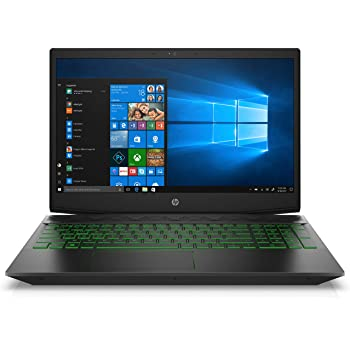 "HP Pavilion Gaming Laptop 15.6"" Core i5-8300H 15.6-inch Diagonal Full HD IPS Anti-Glare WLED-Backlit Display(1920 x 1080) with 8GB RAM + 1TB HDD Storage"