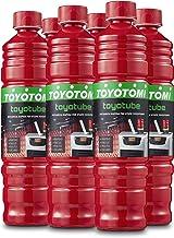 toyotube–Carga Rápida para estufas toyotomi–Pack de 6botellas de 1,4L + filtro adaptador