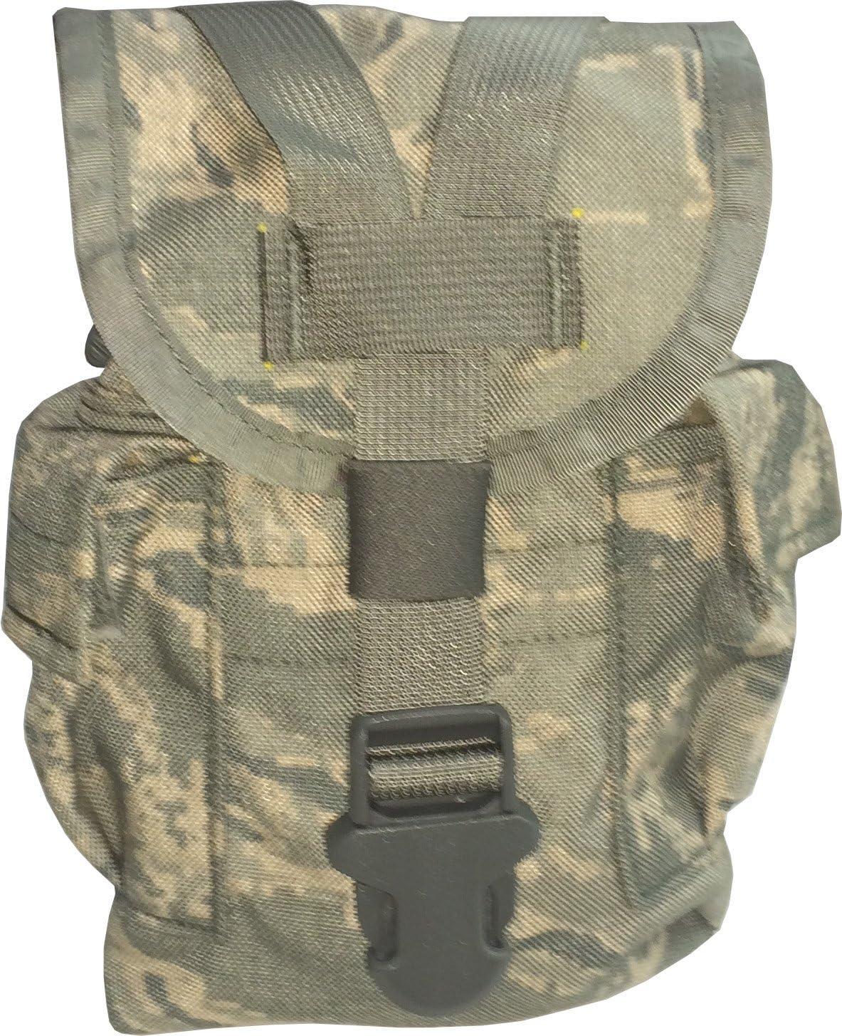 US Army 1 Quart Canteen Molle Dcu Desert Pouch Feldflaschentasche Tasche