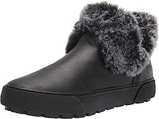 Lugz Women's Sprig Fashion Boot, Black/Charcoal, 7.5