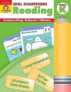 Skill Sharpeners Reading Grade Pre-K