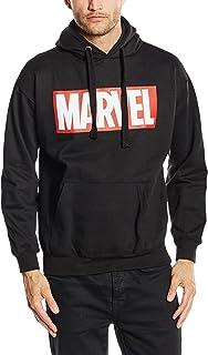 foto ufficiali aa71f c8d9b Amazon.it: Marvel - Felpe con cappuccio / Felpe: Abbigliamento