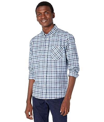 Billy Reid Bias Pocket Shirt