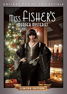 کلاهبرداری تعطیلات Miss Fisher's Murder Mysteries