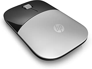 HP - PC Z3700 Mouse Wireless, Sensore Preciso, Tecnologia LED Blue, 1200 DPI, 3 Pulsanti, Rotella Scorrimento, Ricevitore ...