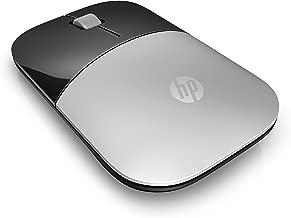 HP 2.4GHz Wireless USB Mouse Z3700 (Turbo Silver)