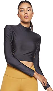 Nike Women's Tr Tch Pck Ls Top Tees And T-Shirts