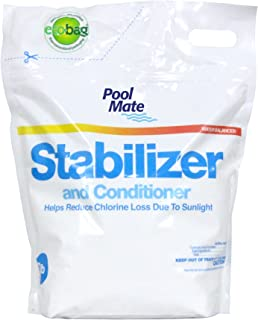 Pool Mate 1-2607B Stabilizer and Conditioner for Swimming Pools, 7-Pound