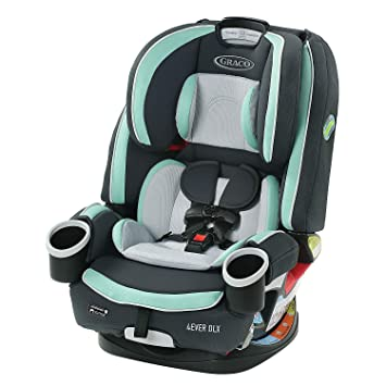 Graco 4Ever DLX 4 in 1 Car Seat   Infant to Toddler Car Seat, with 10 Years of Use, Pembroke: image
