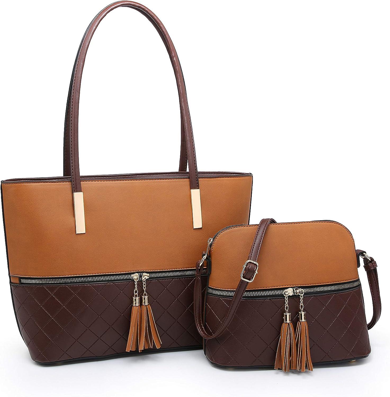 XB Ranking TOP17 Handbags Women's Tote Shoulder Set Purse Bag Max 65% OFF And Crossbody