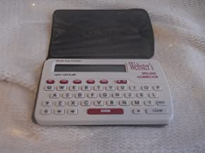 Webster's Spelling Corrector NCS-100