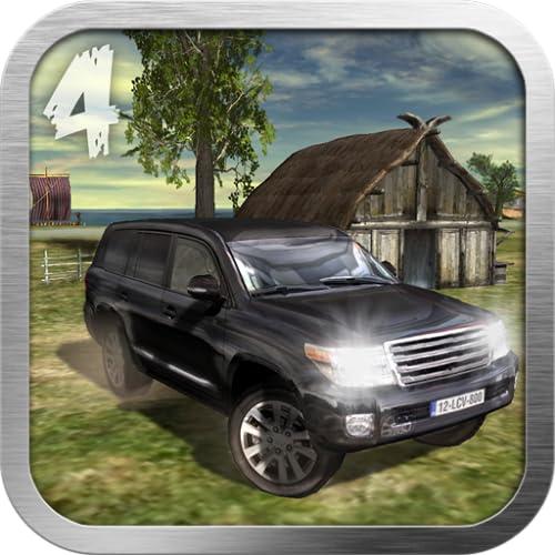 SUV Car Simulator 4 - Viking Village