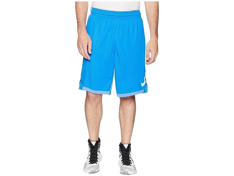 Nike Dry Dribble Drive Basketball Short (Signal Blue/White) Men