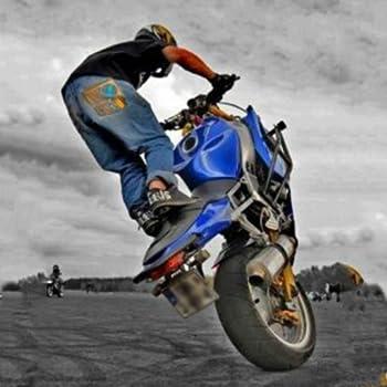 Game Bike Flip Race Stunts