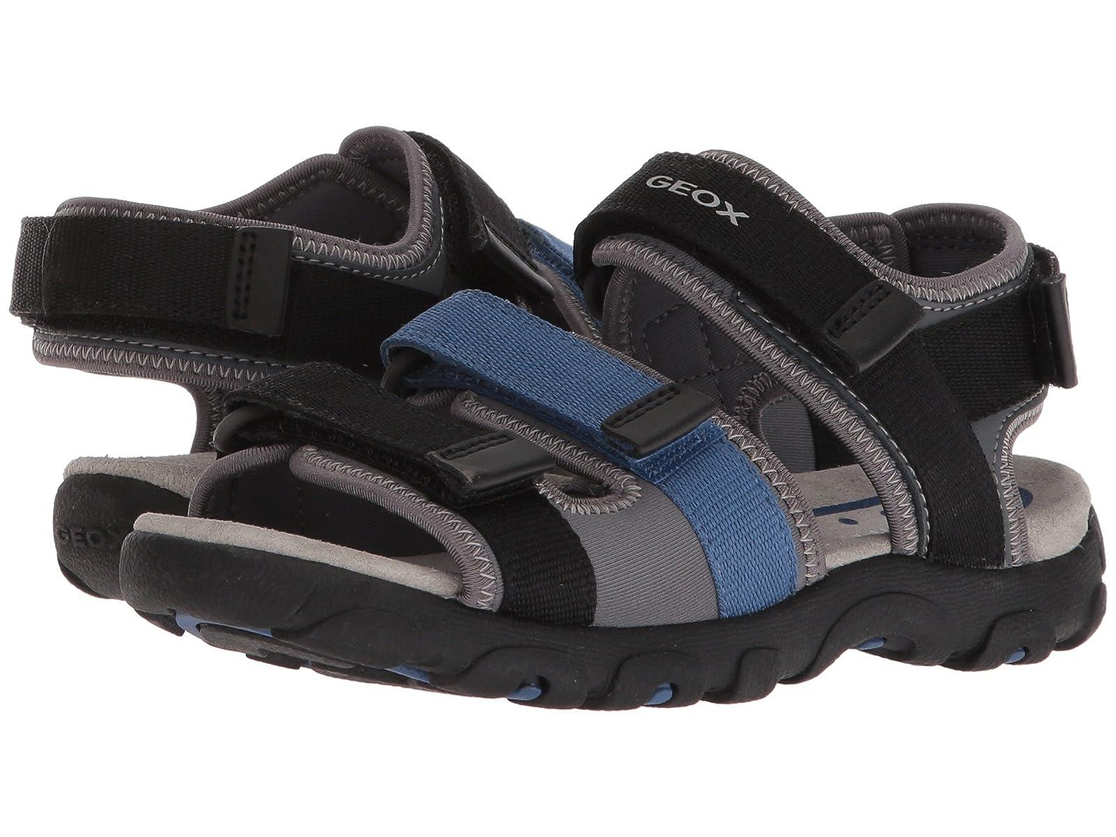 Geox Kids Strada 15 (Little Kid/Big Kid)Atmospheric grades have affordable shoes