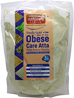 Natures Choice Obese Care Atta 1kg
