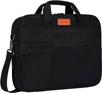 Lovevook 15.6 Inch Shock-proof Laptop Messenger Bag (Black)