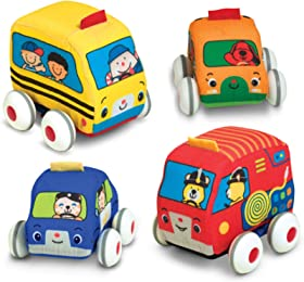 Best soft toy cars for toddlers