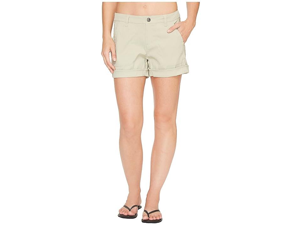 The North Face Adventuress Shorts (Granite Bluff Tan (Prior Season)) Women