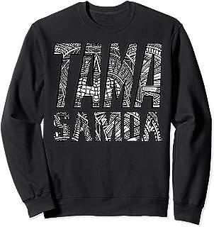 Tama Samoa - Samoan Design Clothing Sweatshirt