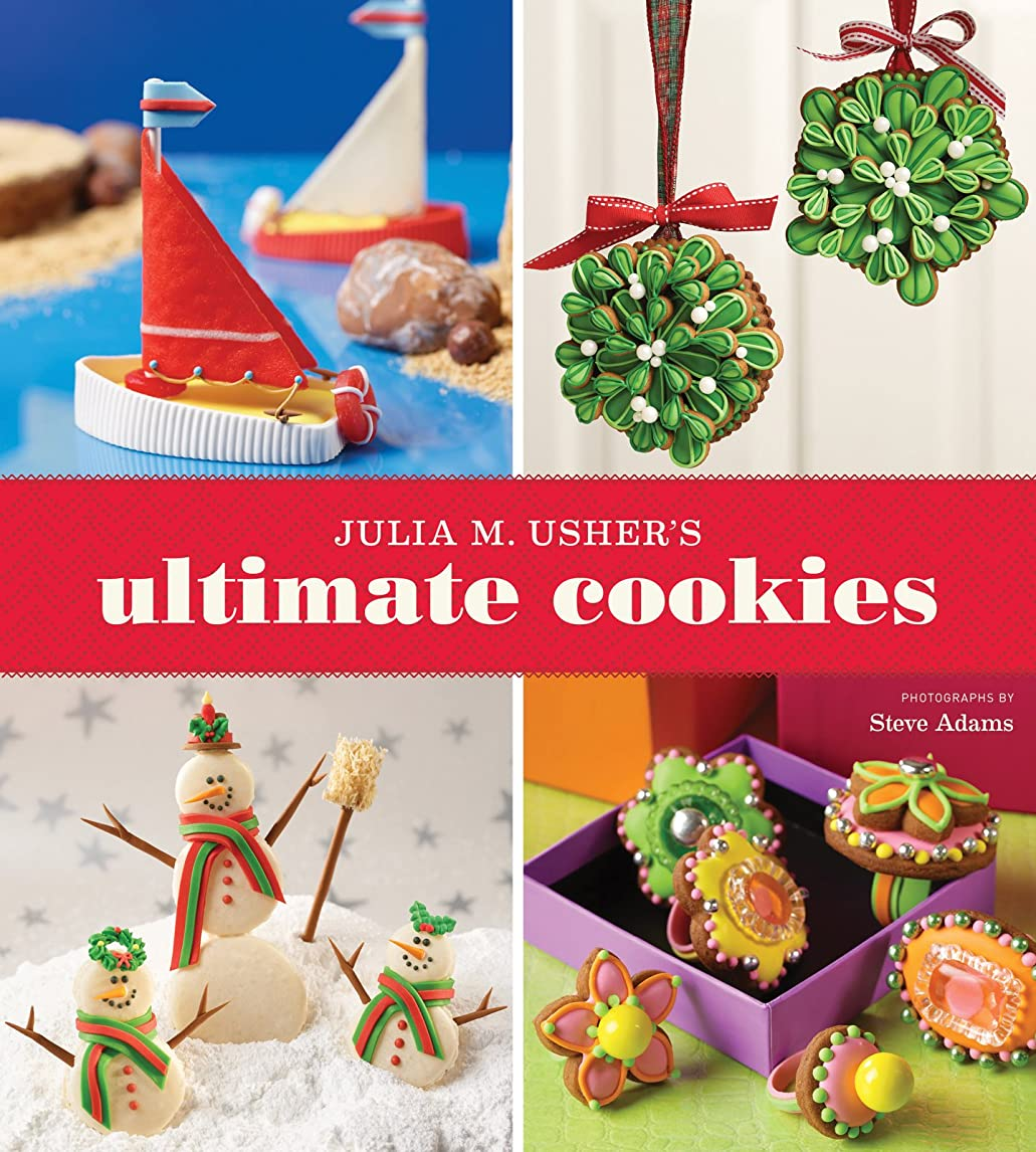 出力大声でショッピングセンターJulia M. Usher's Ultimate Cookies (English Edition)