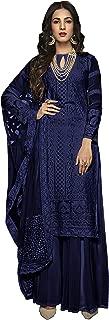 ARIA FABRICS Fauxgeorgette Salwar Suit