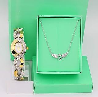 Diamond Dior Women's Collection Golden and salver