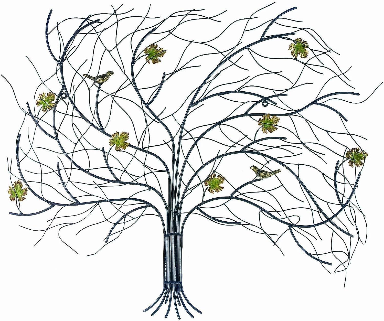 Gardman 8425 Windswept Tree Wall Art, 29.5  Long x 24.5  Wide