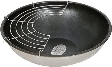 Callaway Non-Stick Wok Interchangeable INOX Frying Pan, 28cm