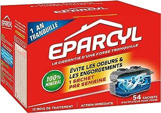 Eparcyl 30114 middel voor zuiveringsputten, 54 zakken