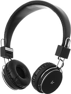 KitSound KSARENMBK  KitSound Arena Universal Bluetooth Wireless Over-Ear Kopfh/örer schwarz Schwarz