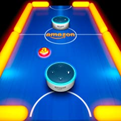 Pick up and play this air hockey simulation game on your phone Choose from multiple colorful paddles, and pucks Select the difficulty from easy to insane or play against your friends Control the paddle and puck with smooth and responsive gameplay Pla...