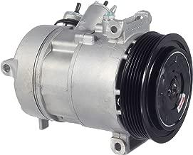 AUTEX AC Compressor & A/C Clutch CO 30011C Replacement for Dodge Caliber 2009 1.8L/Dodge Caliber 2009 2010 2011 2012 2.0L 2.4L/Jeep Compass & Patriot 2009 2010 2011 2012 2013 2014 2015 16 2.0L 2.4L