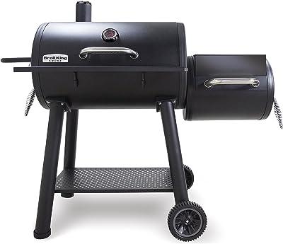 Broil King 958050 Offset Smoker,Black