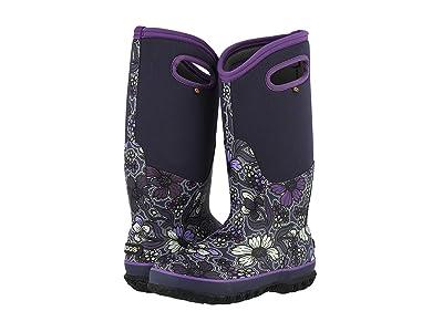Bogs Classic Tall May Flowers (Purple Multi) Women