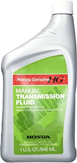 Honda Genuine (08798-9031-12PK) Manual Transmission Fluid - 1 Quart, (Pack of 12)