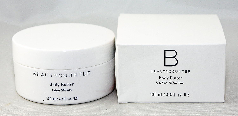 BeautyCounter 公式ストア Beauty Counter 100%品質保証 Body Butter oz Citrus Mimosa 4.4