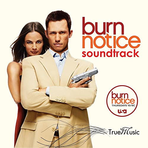 Burn Notice- The Soundtrack (From the Hit USA Original Series)