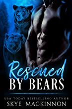 Rescued by Bears: A Bear Shifter Romance (Claiming Her Bears Book 1)