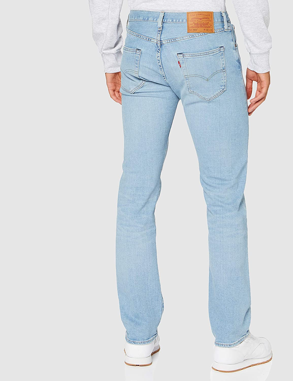 Levi's 501 Original Fit Jeans Homme Coneflower Barn